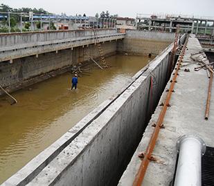 彭州污水处理厂