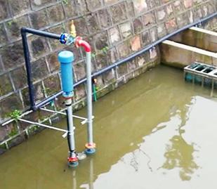厦门筼筜污水处理厂