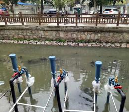 南京河道治理项目